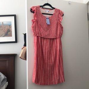 Motherhood Maternity Nursing Dress- Brand New